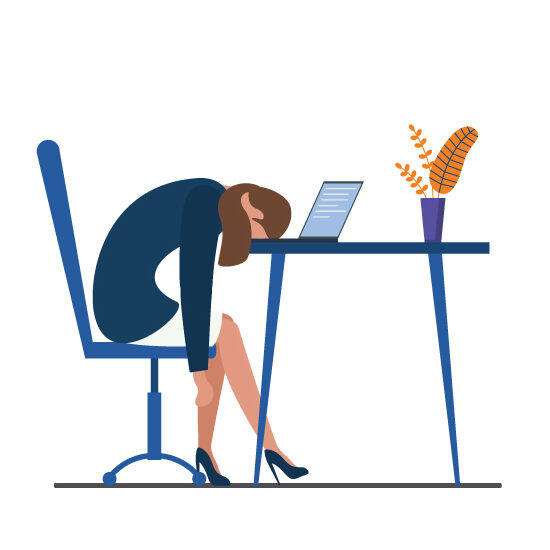 prevent your employees burnout with coAmplifi's business management software here